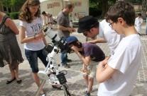 Un week-end astronomique au Festival des Sciences et Techniques