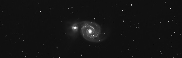 Galaxie du Tourbillon – M51