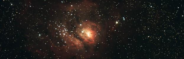 Nébuleuse de la Lagune – M8