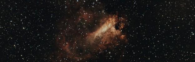 Nébuleuse Oméga – M17