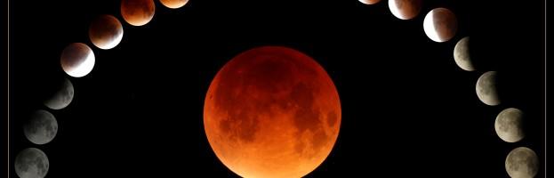 Ils ont photographié la Super Lune de Sang !