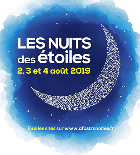 Nuit des Etoiles – Samedi 03 août 2019